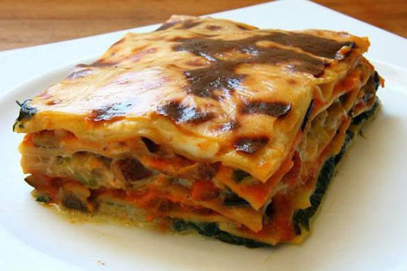 Receta de lasa a de jamon y legumbres recetas de cocina - Cocina facil para invitados ...