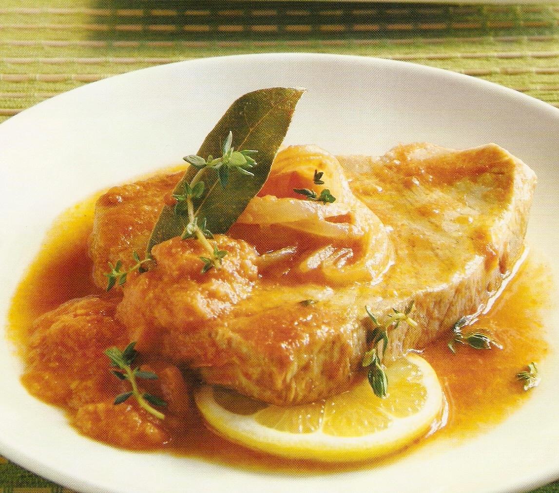 Recetas de Lenguado en Salsa de Maracuya