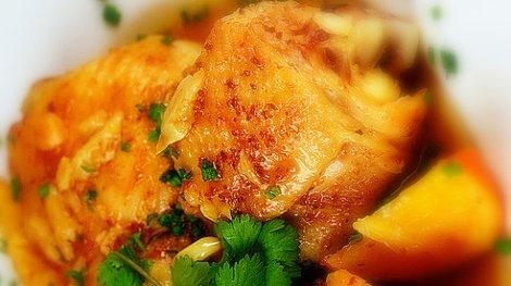 Recetas De: Pollo Al Curry