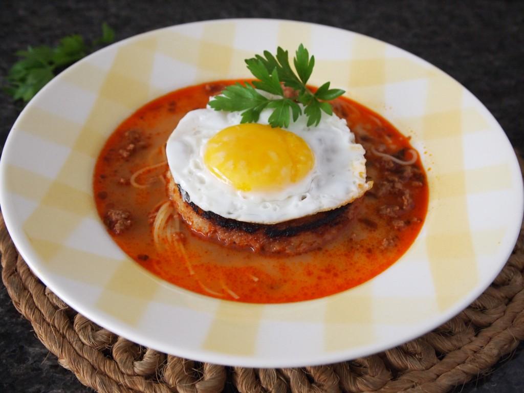 Recetas: Sopa A La Criolla