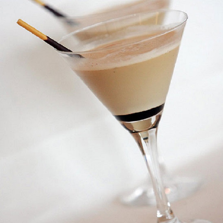 Receta de coctel de cafe