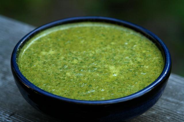 Recetas de Salsa de perejil