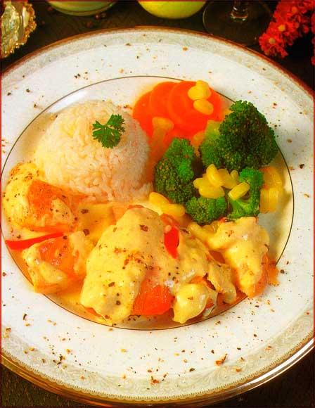 Receta e pollo a la pimienta
