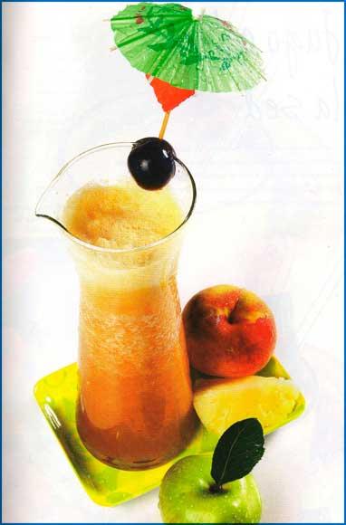 Receta de jugo caribeño