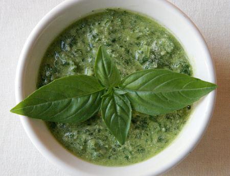 Receta de salsa Aromatica