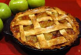 Receta Pie de Manzana