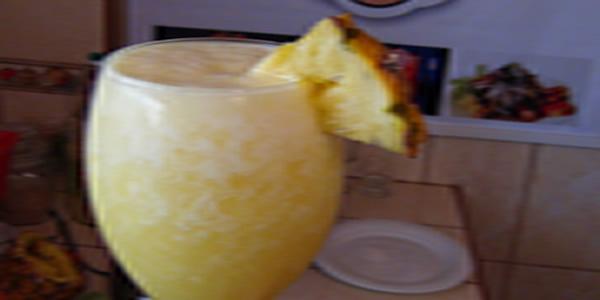 Receta de Piña frozen