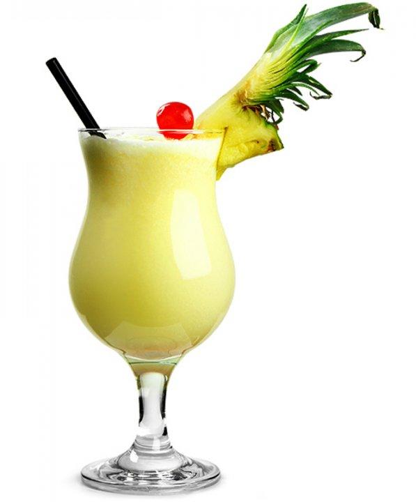 Receta de Coctel Caribe