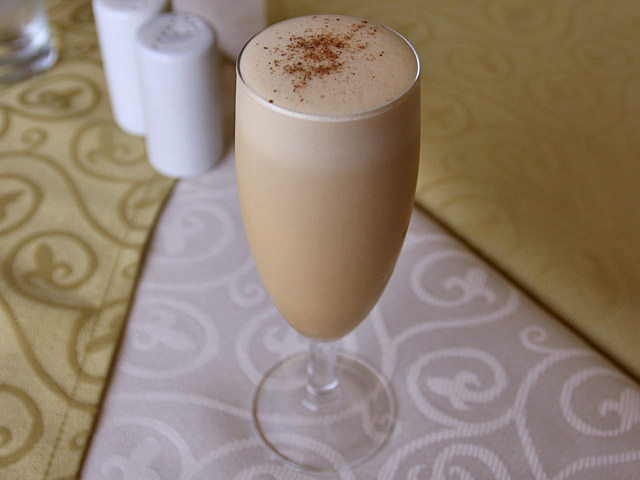 Receta de Sour de Cafe