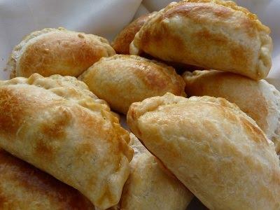 Receta de Empanadas de Yuca