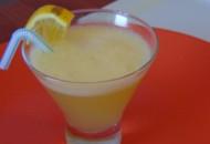 Receta de Pisco con Naranja