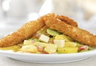 Ensalada andina de pollo con quinua