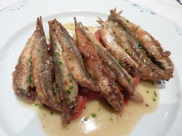 Receta guiso de quinua con anchovetas