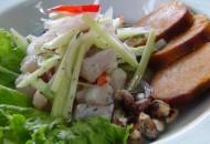 Receta Ceviche pescado con apio
