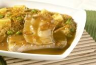 Receta Ajiaco de quinua con pescado