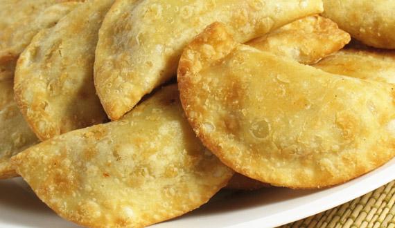 Recetas Empanadas fritas