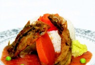 Receta de Adobo de anchovetas