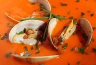 Receta Almejas en salsa picante