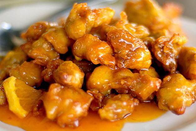 Receta de Pollo al horno con miel