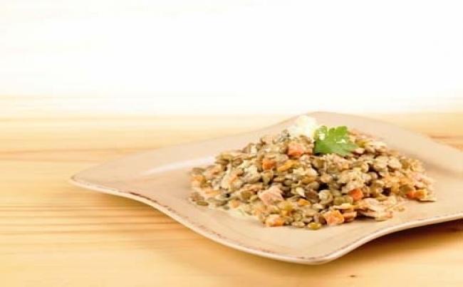 Receta de risotto de lentejas recetas de cocina recetas for Como cocinar risotto