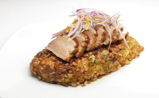 Recetas de Tacuchaufa con cerdo