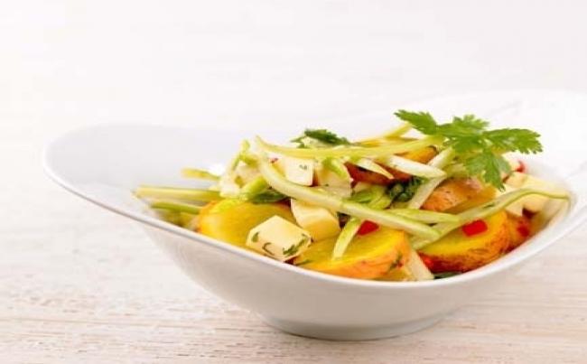 Receta de ensalada andina