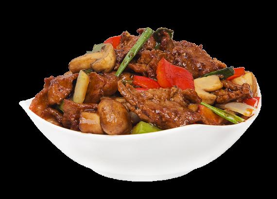 Receta de Bisteck chino