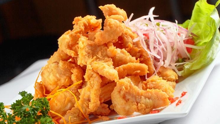 receta de pescado mar