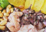 Receta de ceviche tumbesino