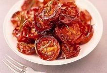 Receta de tomate confitado