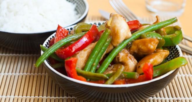 Receta pollo saltado con verduras Receta-de-pollo-saltado-con-verduras
