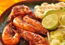 Receta de camarón picante