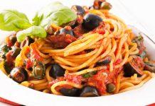 Receta de espagueti costa sierra