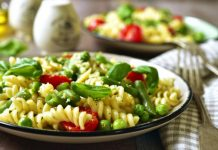 Receta de ensalada italiana