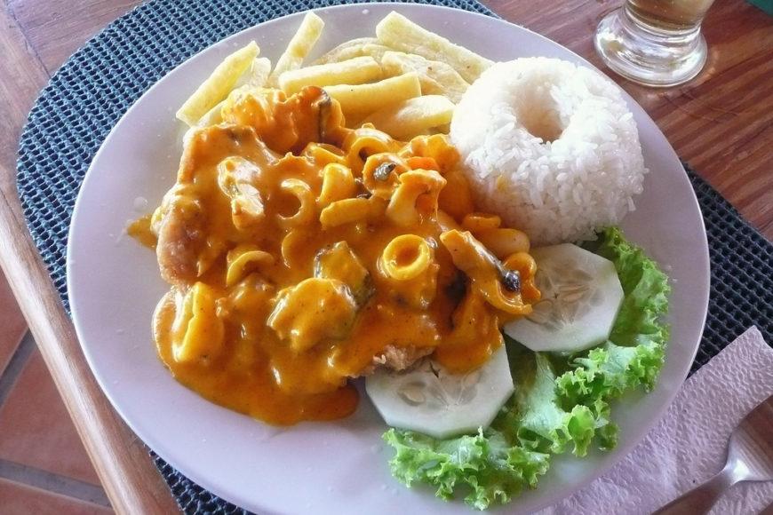 Pescado A Lo Macho Recetas De Cocina Recetas De Comida Peruana